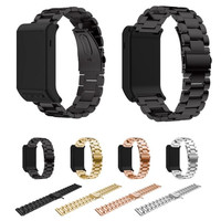 Excellent Quality Four Colors 23mm Width Classic Stainless Steel Metal Strap For Garmin Band Metal Band