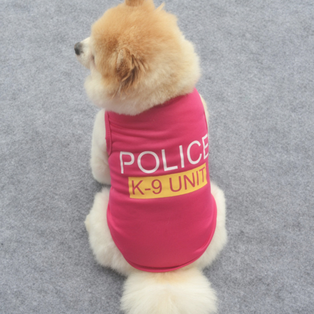 K-9 Unit Police Vest 4