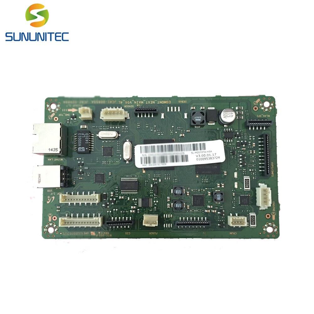Formatter Board logic Main Board For Samsung SCX 2070 2070F 2070W 2070FW 2071 2071F 2071W 2071FH 2071HW M2071FW logic main board use for samsung scx 4650 scx 4650n scx 4650 4650n scx4650 formatter board mainboard