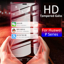 2pcs/Lot 9H Tempered Glass For Huawei P30 P20 Pro P10 P9 P8 Lite Plus 2017 2015 Explosion Proof Screen Protector Protective Film(China)