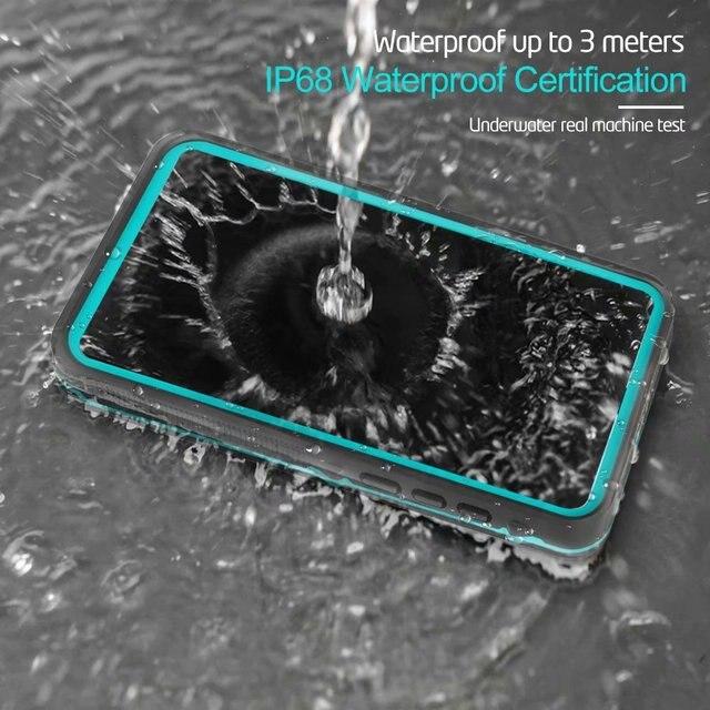 Capa Prova de Água Huawei 2