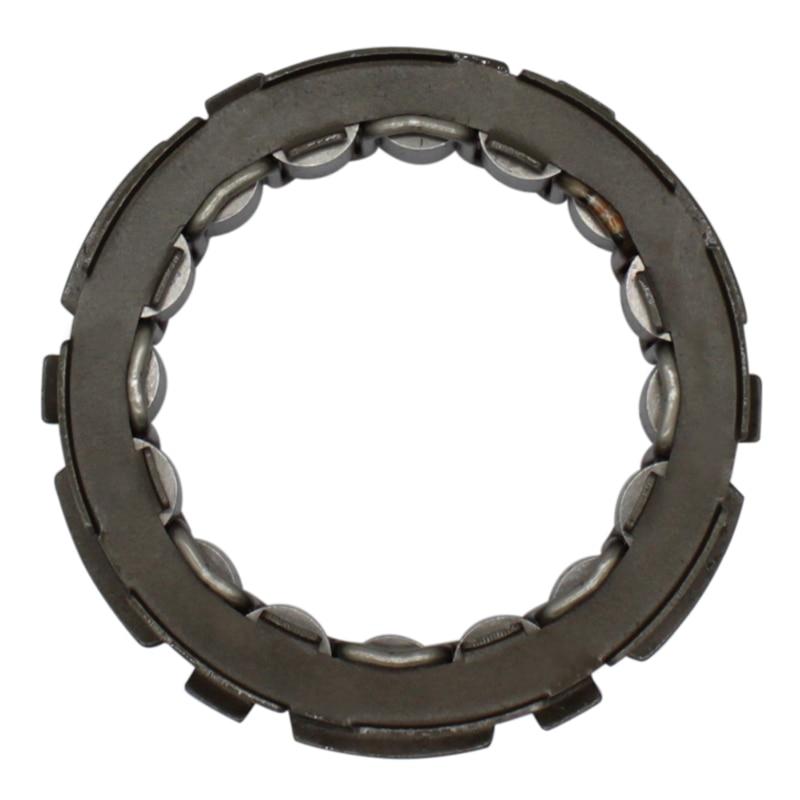 Cyleto Big Roller Reinforced One Way Starter Clutch Bearing for YAMAHA TTR250 TTR 250 YBR250 YBR 250 XV250 XV 250 1995-2007 brand new a set starter drive gear for yamaha ttr250 tt250r tt r 250