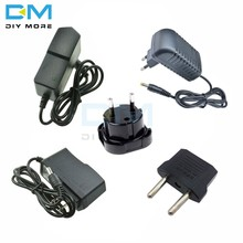 Power Adapter DC 5V 9V 12V 1A 2A 3A Adaptor 220V To 5 V 12 V Volt Charger Supply Universal Switching EU US Plug(China)