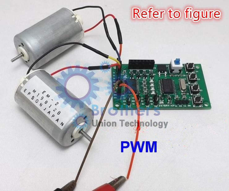 aliexpress com buy micro programmable 2 phase 4 wire 4 phase 5 aliexpress com buy micro programmable 2 phase 4 wire 4 phase 5 wire stepper motor driver control panel diy robot car motor controller from reliable car