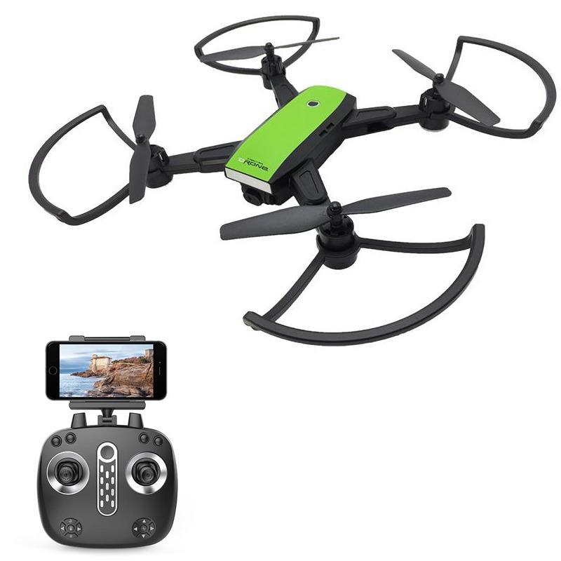 GPS FPV RC Drone LH-X28 with Camera Live Video and GPS Return Home Quadcopter with Adjustable Wide-Angle 2MP HD WIFI Camera