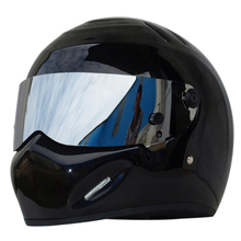 Serie de la motocicleta de acero esmaltado Starwars casco Arco Iris lente racing capacete DOT aprobado Simpson mismo modelo 35 colores atv-5