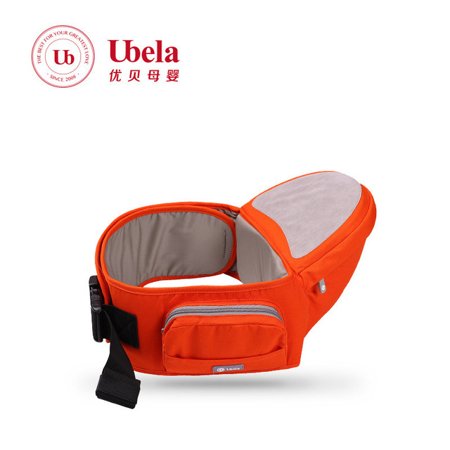 Unela 3-36Months Carriers Breathable Multifunctional Front Facing Infant Comfortable Sling Backpack Pouch Wrap Baby Kangroo Belt