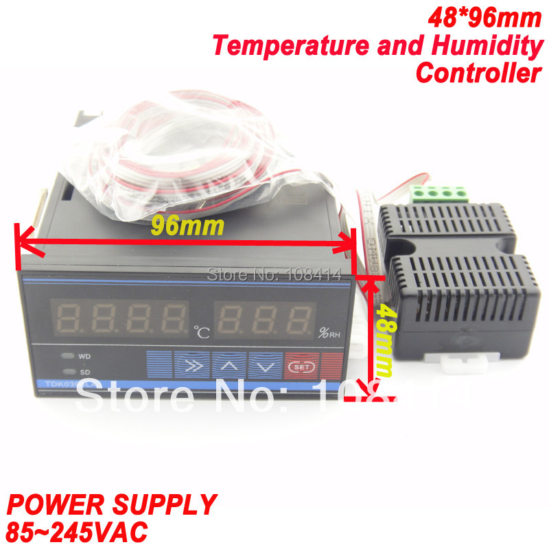 FACTORY wholesale Intelligent PID Digital Humidity and Temperature Controller for egg incubator  in Stocks rakesh kumar and vineet shibe comparision conventional pid controller
