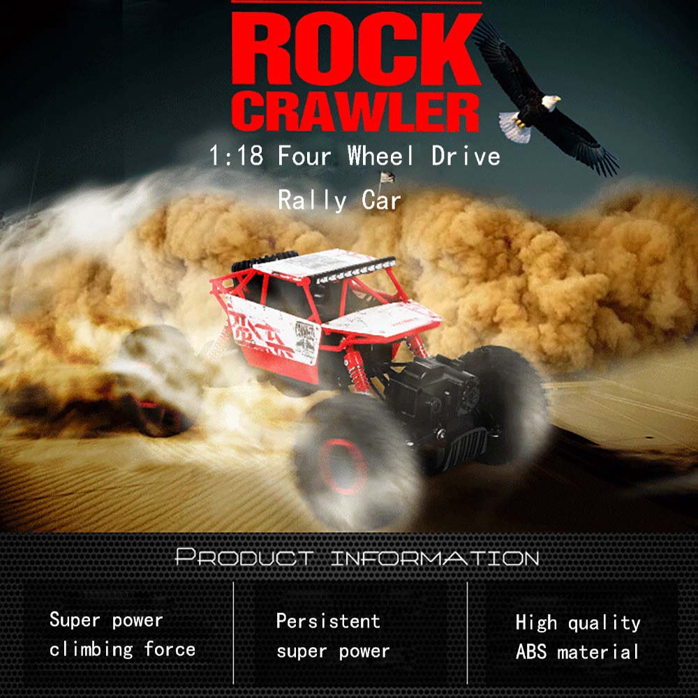 Hot-Sale-RC-Car-24Ghz-4WD-118-4-Wheel-Drive-Rock-Crawler-Rally-Car-4x4-Double-Motors-Bigfoot-car-Off-Road-Vehicle-Toys-4