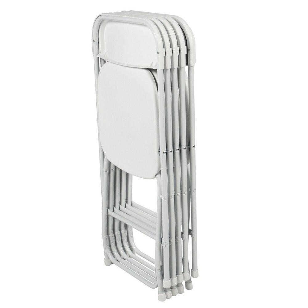 5pcs Portable Plastic Folding Chairs White Dining Room Furniture Dropshipping5pcs Portable Plastic Folding Chairs White Dining Room Furniture Dropshipping