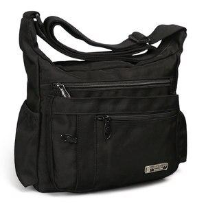 Image 5 - 2020 Men Sport Shoulder Bags Waterproof Crossbody Bag Leisure Oxford Cloth Casual Travel Man Messenger Bag