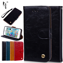 Phone Case For iPhone 6 Wallet Leather Stand Design Mobile Cover 6S Cases