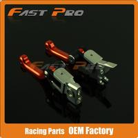 4 Directions Foldable Pivot Brake Clutch Lever For KTM EXC EXCF EXCR XC XCF XCW XCFW