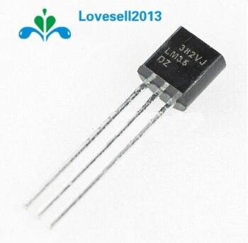 5 uds LM35DZ LM35 a 92 NSC IC de detección de temperatura
