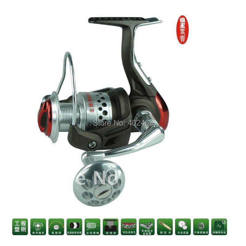 Wholesale spinning fishing reel machined spool 8precision for Wholesale fishing reels