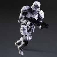 New SQUARE ENIX PA Play Arts Change Star Wars Storm White Soldiers 27cm PVC Action Figure