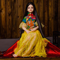 New Original Handmade Doll Clothing For 55-60cm Dolls Chinese Costume Clothes Dress for Bjd 1/3 Doll Accessories Girs Toys Gift