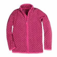New spring autumn children kids jackets baby girls polar fle
