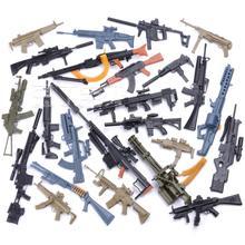 1:6 4D Gun Modell Montieren Kunststoff Modell Für 12 zoll Action-figuren Waffe Minigun Mit Racks