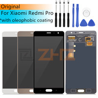 Amoled For Xiaomi Redmi Pro Lcd Display 10 Touch screen Glass lcd Digitizer pantalla Assembly Screen Replacement repair Parts