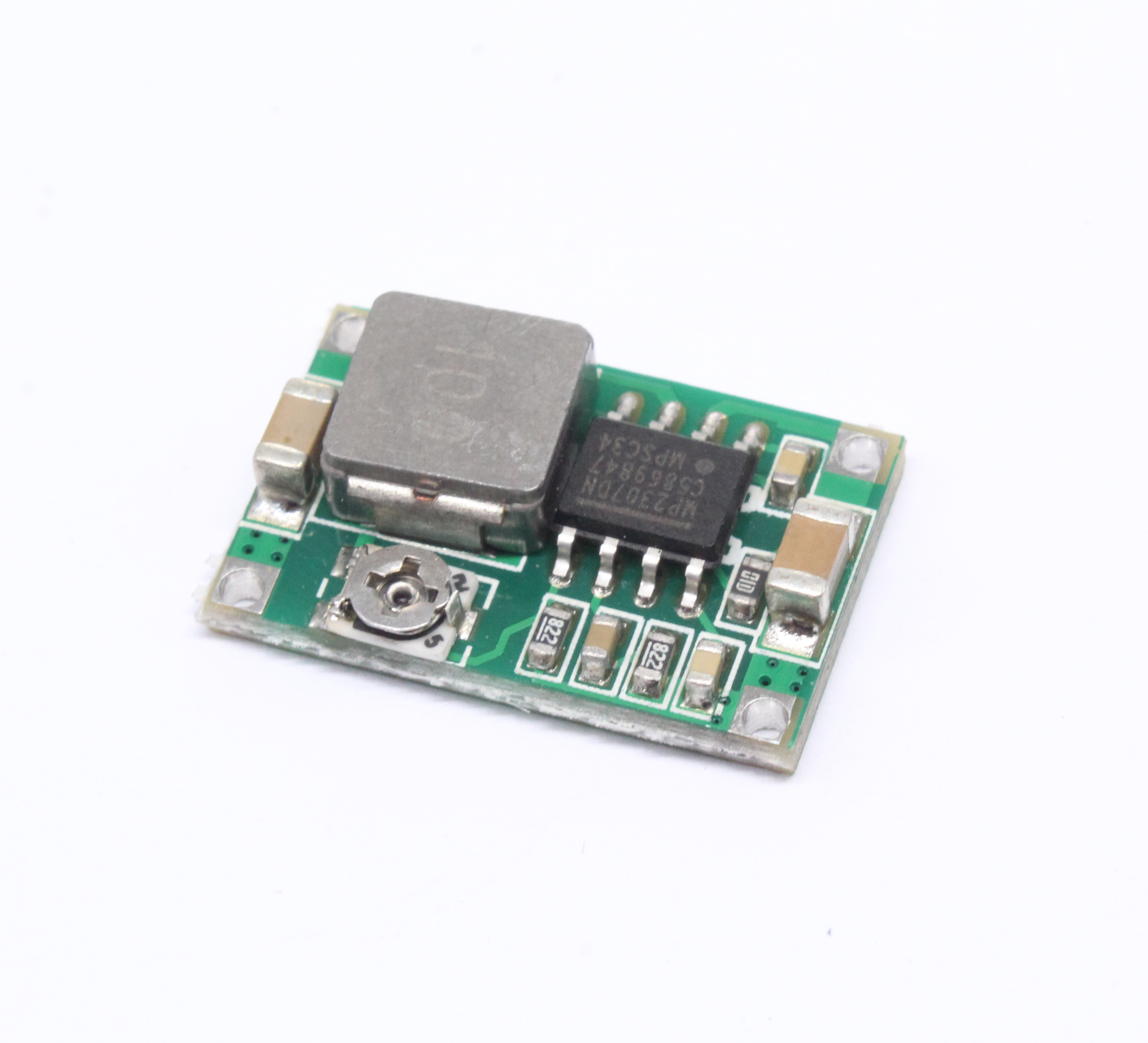 1PCS Mini-360 Model Step-down Power Module DC DC Low Power Module Vehicle Power Supply - Better Than LM2596