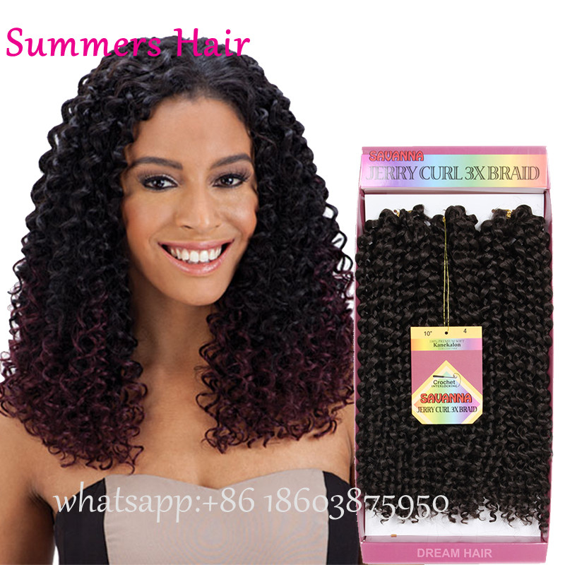 Hot Style Pre Loop Braided Freetress Crochet Braids