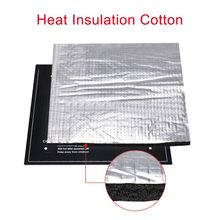 Printer-Parts Heated-Bed-Plate Self-Adhesive-Insulation Cotton for Foil 3D 220/300MM