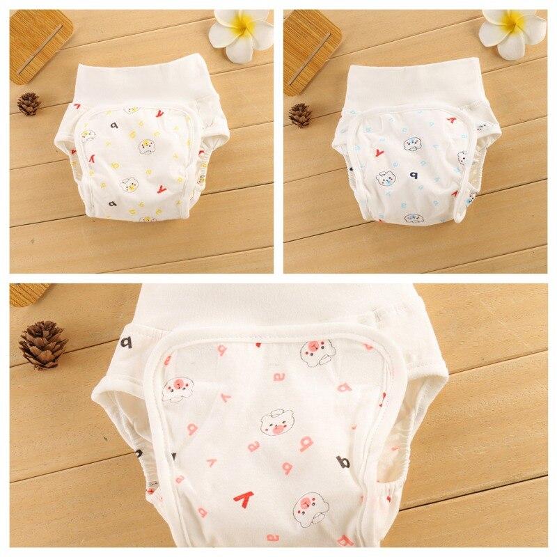 1 Stück Reusable Baby Tuch Windel Abdeckung Waschbar Windeln Karton Katzen Grün Windel Wasserdichte Tasche Windeln Anzug 3-10 Kg Verkaufspreis