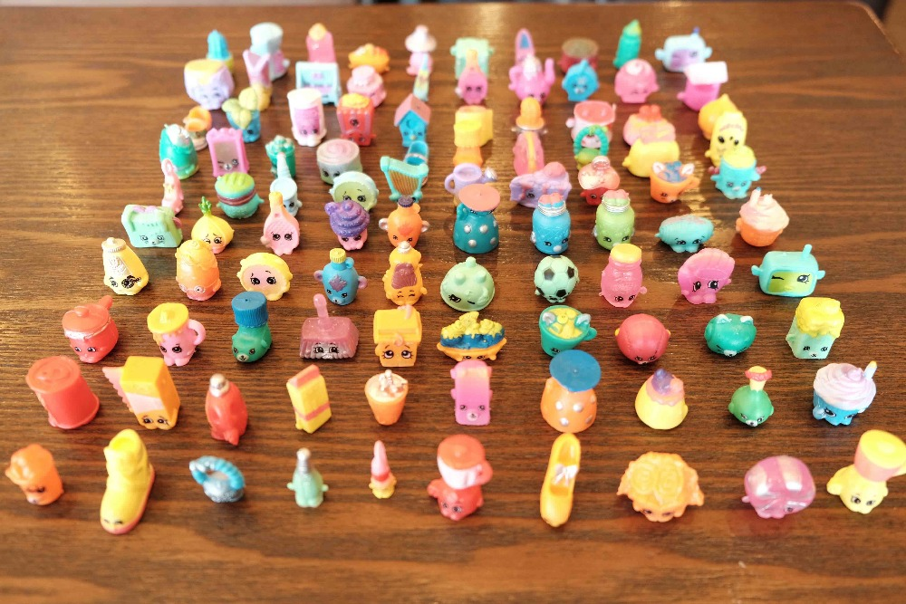 Wholesale Real rubber toys for shop 20-1000pcs Mixed random of Season 1 2 3 4 5 6 7 Kids best Gifts