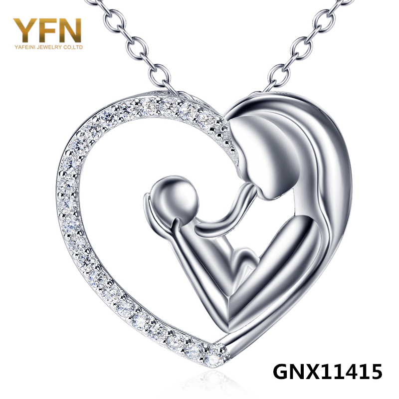 GNX11415 Genuine 925 Sterling Silver Jewelrys