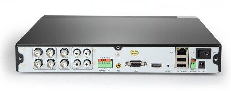 ZMODO CCTV DVR ZMD DT SAN4 4CH H 264 960H Realtime