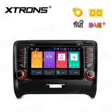 Android 8.0 Octa Core 7'' Radio Stereo GPS DVR OBD Car DVD Player for Audi TT MK2 8J 2006 2007 2008 2009 2010 2011 2012(China)