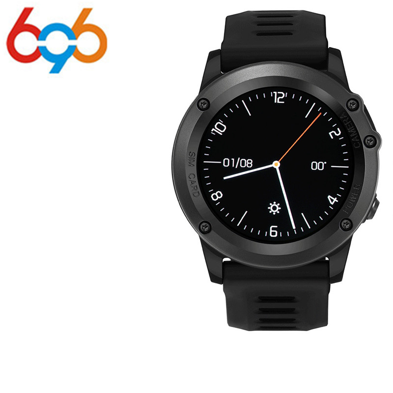 696 H1 Smart Watch IP68 Waterproof MTK6572 4GB+512MB 3G GPS WIFI Bluetooth Pedometer Heart Rate Tracker Android IOS Camera 3g wcdma pet gps tracker v40 waterproof intelligent wifi anti lost gps wifi electronic fence 3g gps tracker