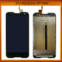 5 0 Inch For Blackview BV5000 BV 5000 LCD LCD Display Touch Screen Digitizer Assembly Replacement