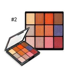 купить Matte Pearlescent Glitter Eye Shadow 12 Colors Pigment Eye Shadow Palette Waterproof Easy to Wear Shimmer Make up Eyeshadow по цене 527.97 рублей
