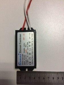 Image 4 - 新電子トランス 160 ワットG4 220 に 12v低電圧液晶ライトビーズハロゲンランプ