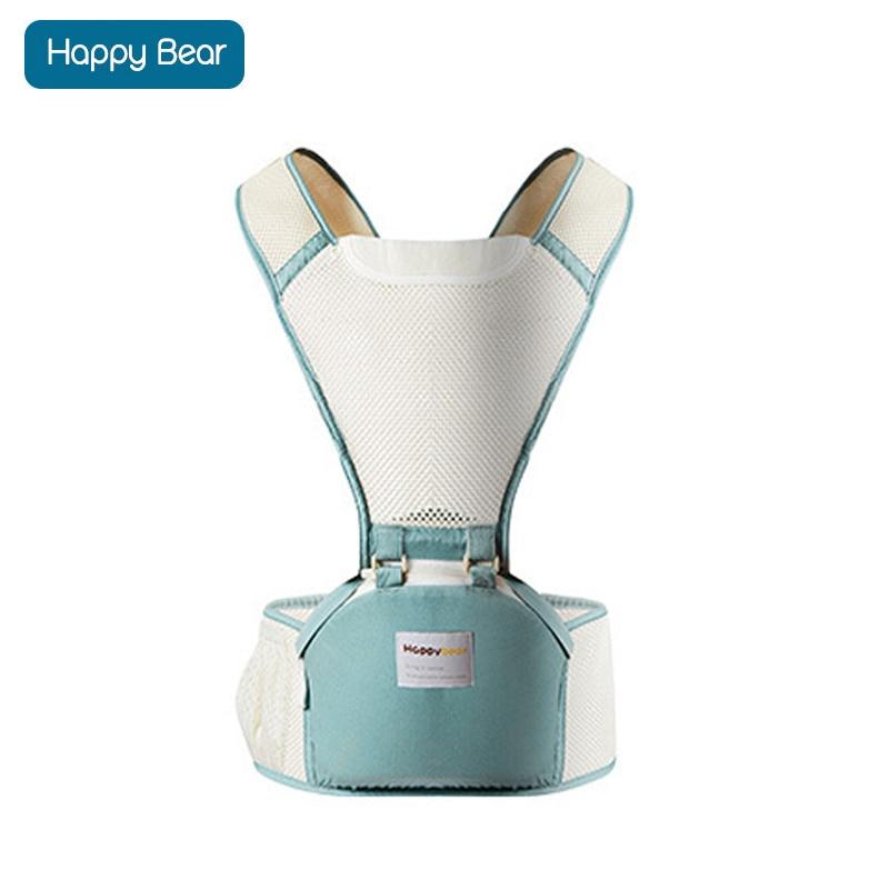 HappyBear Baby Carrier Mesh Design Andas Känguror BackPack Infant ... d20f170d8df2f