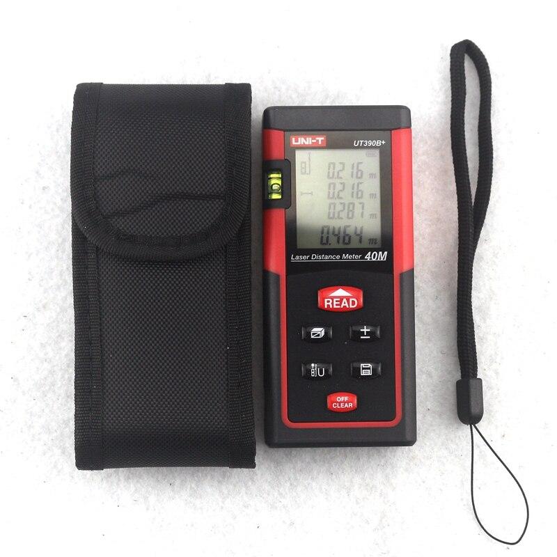UNI-T UT390B+ UT391+ UT392A UT392B UT393A Digital  Laser Distance  40m 60m 80m 100m 120m Meter Range finder Diastimeter Measurer ман 40 390 бу продам