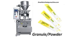 Hot sale automatic granule small vertical packing machine