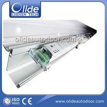 CE Качество Автоматические Раздвижные экран доводчик с Микроволновая печь датчик (алюминиевом корпусе и крышка в комплекте)