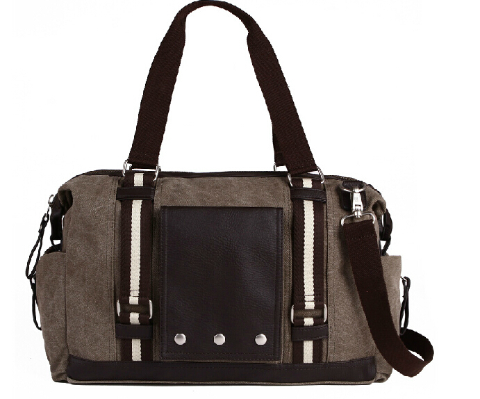 Online Shop 2014 new men's retro travel bags male sport handbags ...