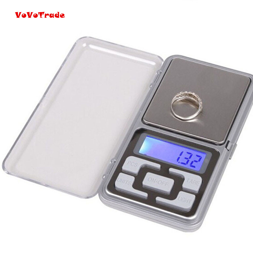 Hot 1pc Jewelry Scale 100g*0.01g Digital Scale Jewelry Gold Herb Balance Weight Gram LCD Display drop shipping New(China)