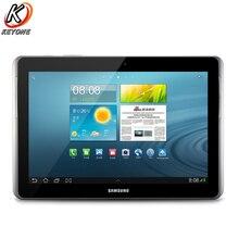 Оригинальный Новый samsung GALAXY Tab 2 P5110 WI-FI планшет 10,1 дюйма 1 ГБ Оперативная память 16 ГБ Встроенная память Dual Core Android 7000 мАч 1920×800 px PC