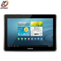 Original New Samsung GALAXY Tab 2 P5110 WIFI Tablet PC 10.1 inch 1GB RAM 16GB ROM Dual Core Android 7000 mAh 1920x800 px PC