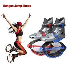 3 Estilos de Saltos Kangoo Jumps Zapatos de Niños de Alta Calidad de Las Mujeres de Los Hombres Zapatos de la Aptitud Zapatos de Salto Rebote Deportes Unisex Al Aire Libre