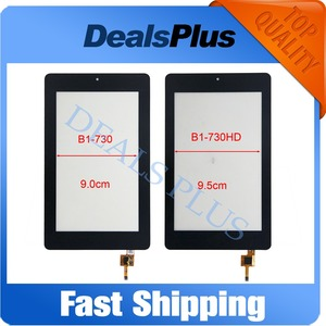 Replacement New Touch Screen Digitizer For Acer Iconia One 7 B1-730 B1-730HD 7-inch Black(China)