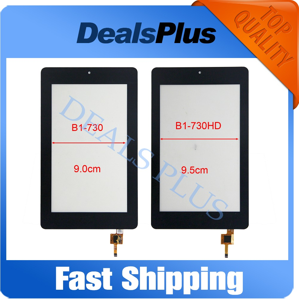 Replacement New Touch Screen Digitizer For <font><b>Acer</b></font> Iconia One 7 <font><b>B1</b></font>-730 <font><b>B1</b></font>-<font><b>730HD</b></font> 7-inch Black image