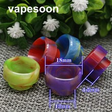 VapeSoon 810 Resin Drip Tip For TFV8/TFV8 BIG BABY/TFV12/Griffin 25 Atomizer
