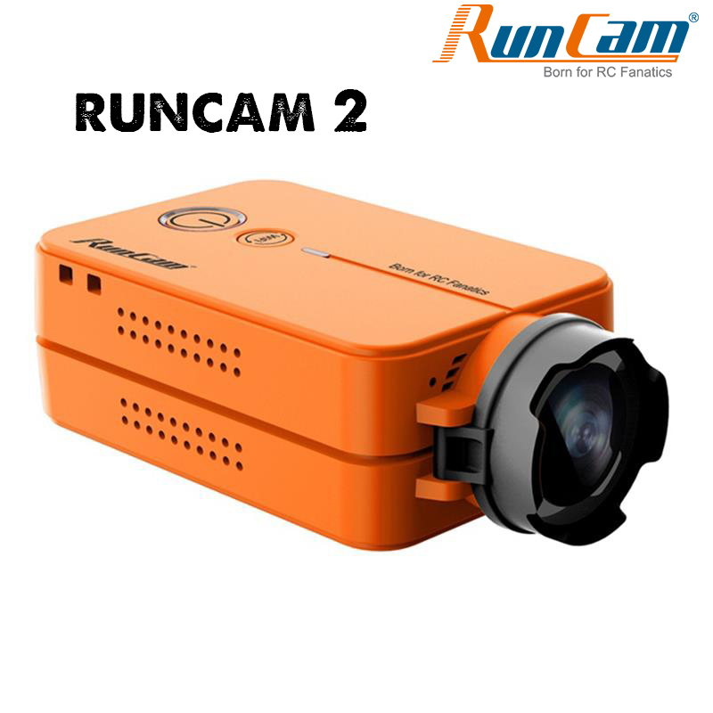 RunCam 2 HD 1080P 120 Degree Wide Angle WiFi Camera