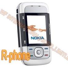 5300 разблокирован для мобильного телефона 2G GSM 900/1800/1900 мобильный сотовый телефон Nokia 5300 черно-белый+ Батарея+ Зарядное устройство+ подарок